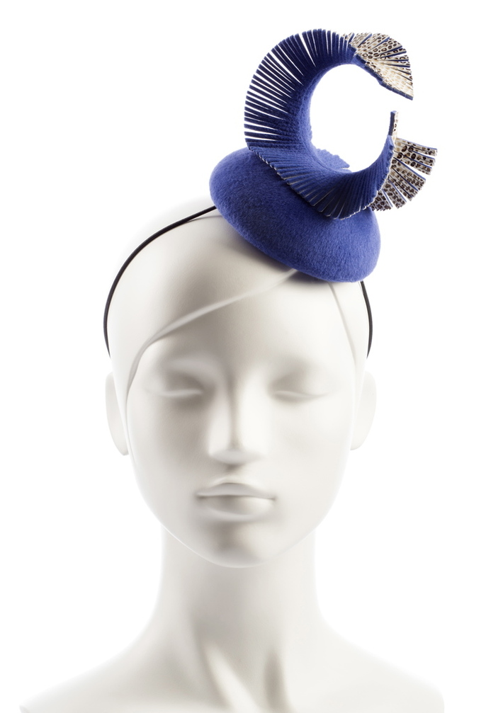 SOLITARY SNAKE – Royal Blue