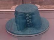 Torquise Blue hat 001
