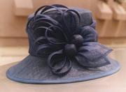 Royal Blue Hat 001