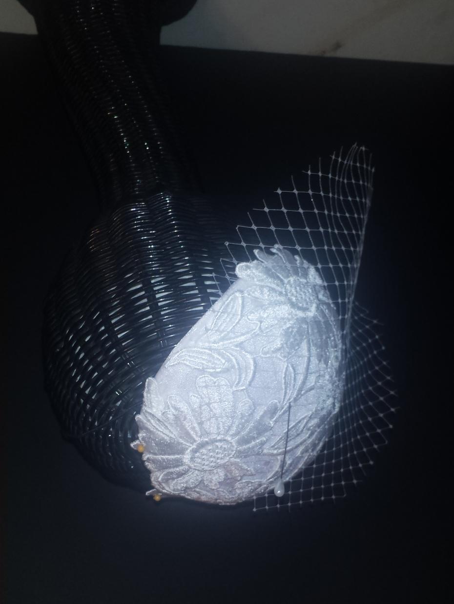 white lace jones 1