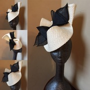 Ivory braid with bow