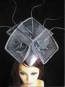 Bespoke Futuristic Headpiece - NOELEEN ™  millinery