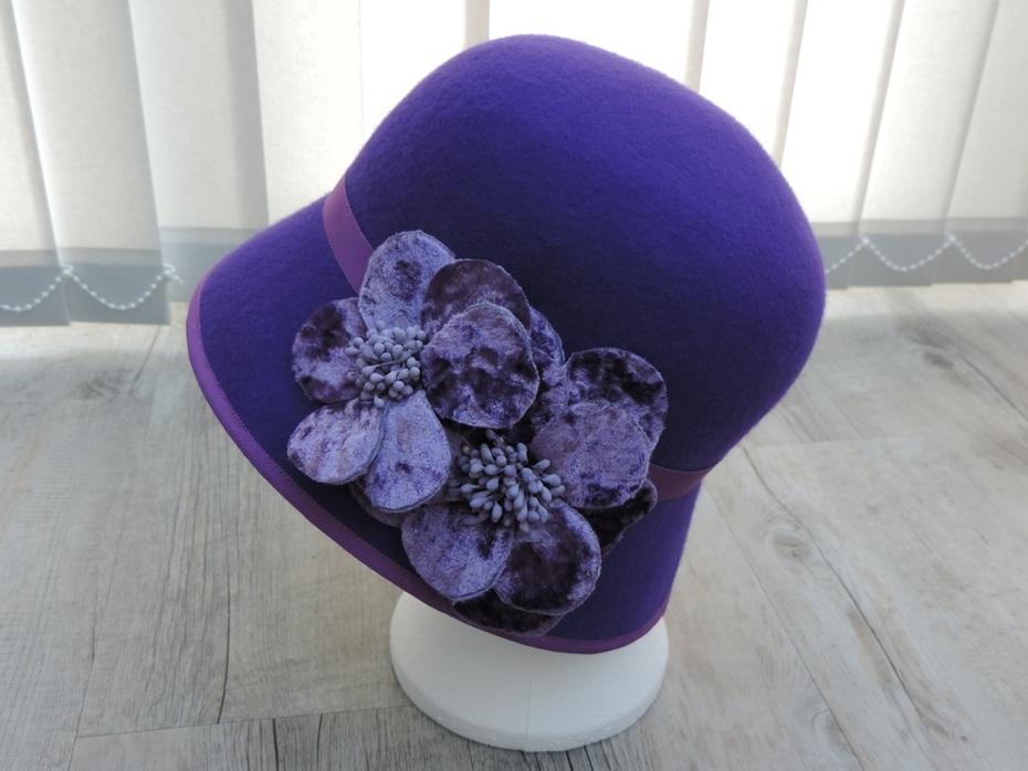 Hats With Attitude (Gillian)