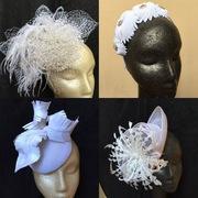 Diner en Blanc headpieces
