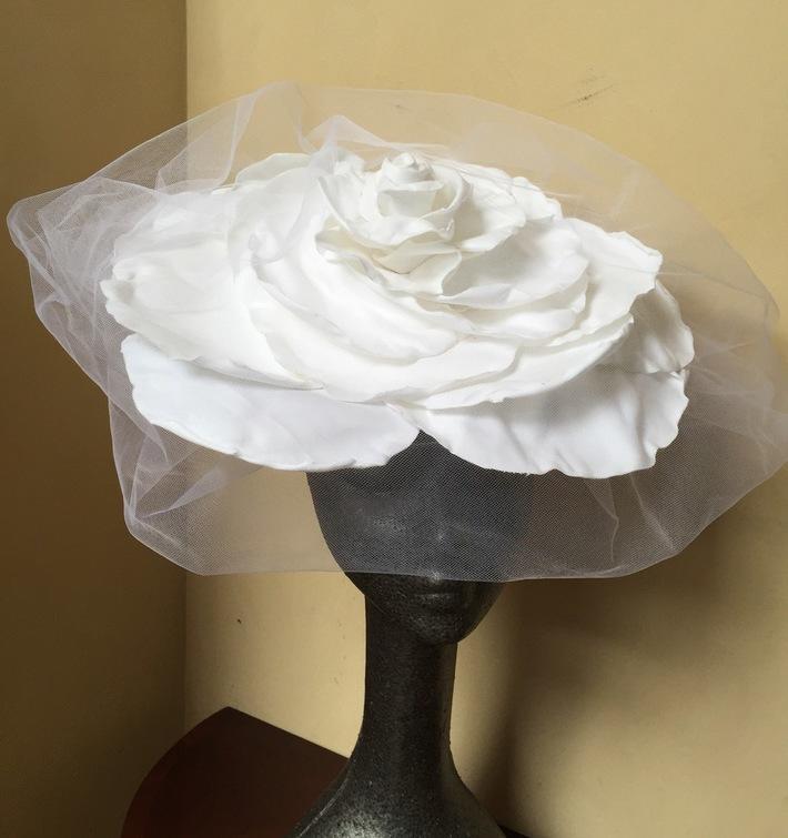 Anastasia Rose - in white