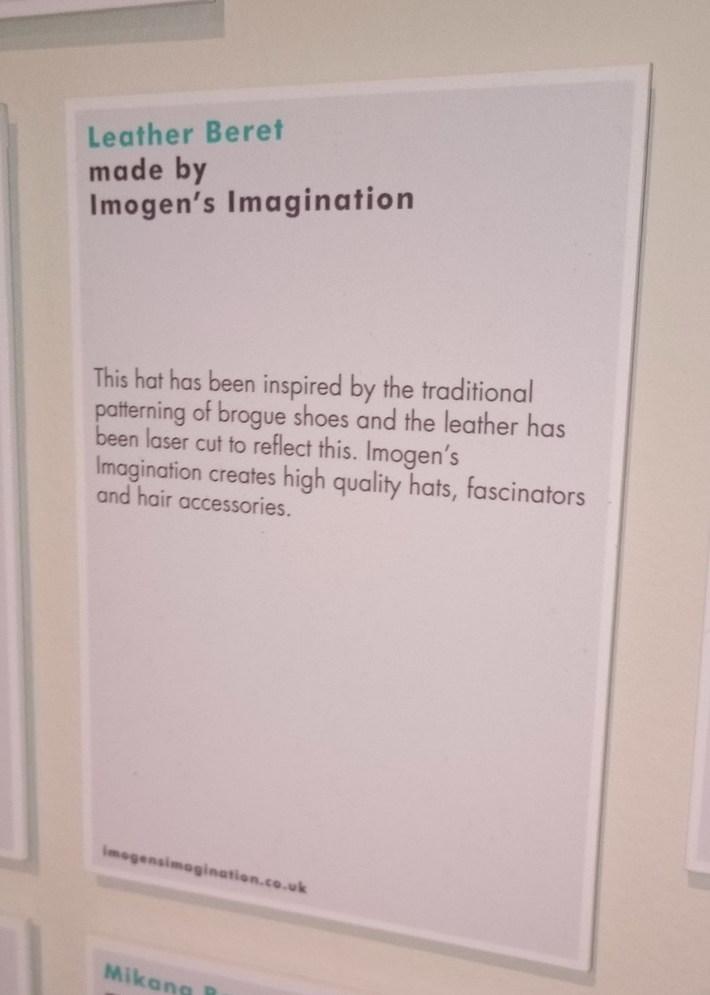 Exhibition Credit
