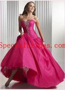 Attractive-Ball-Gown-Scoop-Neckline-Beaded-Floor-Length-Prom-Dress