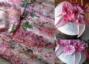 Wedding dress & bespoke design hat - HATS by Emelle