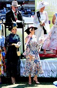 All the fun of the Ekka Fashions on the Field!