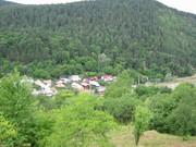 2. Coza, Tulnici, Vrancea - casa noastră undeva în vale :)
