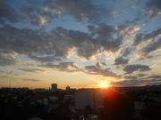 Apus de soare - 12 august