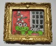 Mr&Mrs Frog Portrait