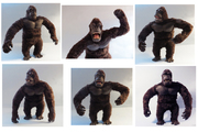 Gorilla puppet