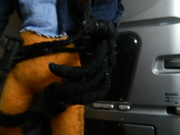 First Stop Motion Character Puppet (Hand)