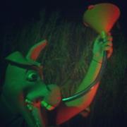 Funneling Donkey!