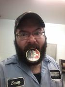 My work dip!