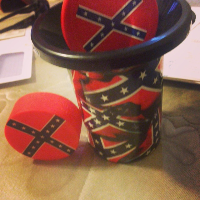New mudjug  and can lid