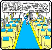 psychic convention