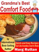 Grandma's Best Recipes Cookbooks
