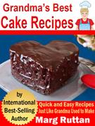 Grandma's Best Cake Recipes