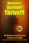 Wounded Survive Thrive featuring Nicola Grace, Viki Winterton and others
