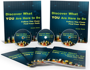 Discover What You Are Here To Do - Free Mentoring Gifts