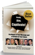 Ready Aim Captivate featuring Nicola Grace, Deepak Chopra and others