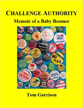 Challenge Authority: Memoir of a Baby Boomer