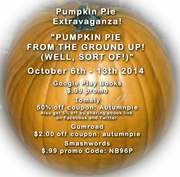 99 cent/almost 99 cent Sale ends October 13th - Canadian Thanksgiving