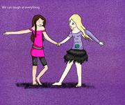 Linda och Alexia - Manga