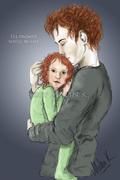 Edward & Renesmeé
