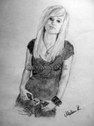 Rock-tjejen Denise