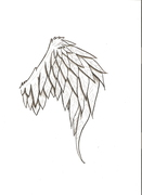 Ängla vinge