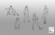Character Thumbnail assignment