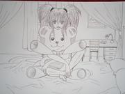 teddy bear=)