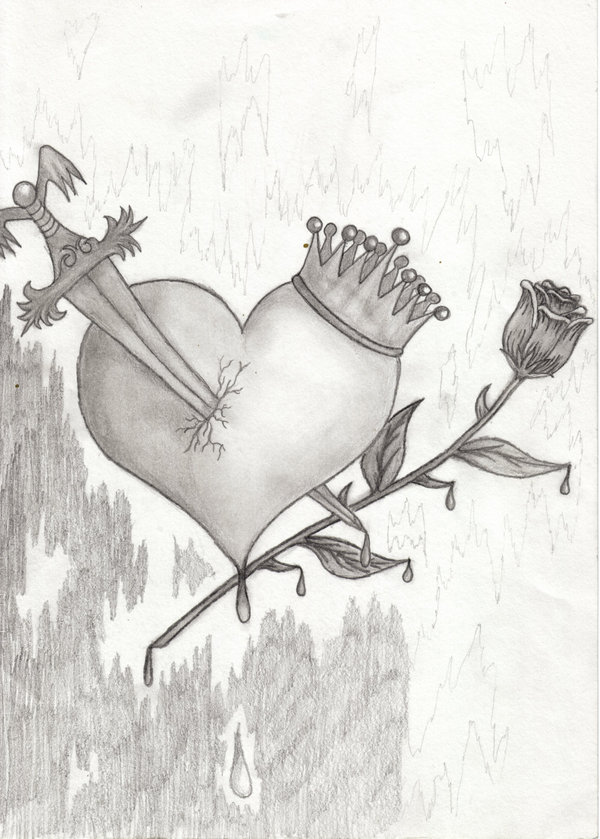 Brooken promise/heart