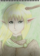 Anime elf!