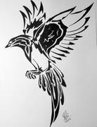 tribalfågel