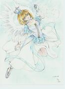 Turkos ängel