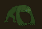 grön sak