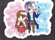 Ib and Garry-Roses