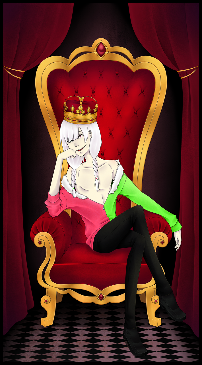 Request - :I'M THE KING: