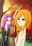 Commission - :Adelina & Jinx: