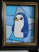Gunther The Penguin.