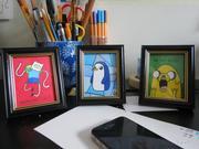 Adventure Time samlade!