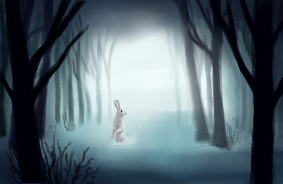 """vit hare """"speedpaint"""""""