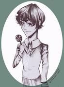 Lollipop boy