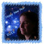 Štastný Nový rok 2012