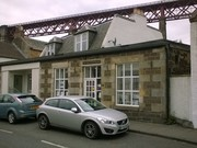 The restaurant at North Queensferry