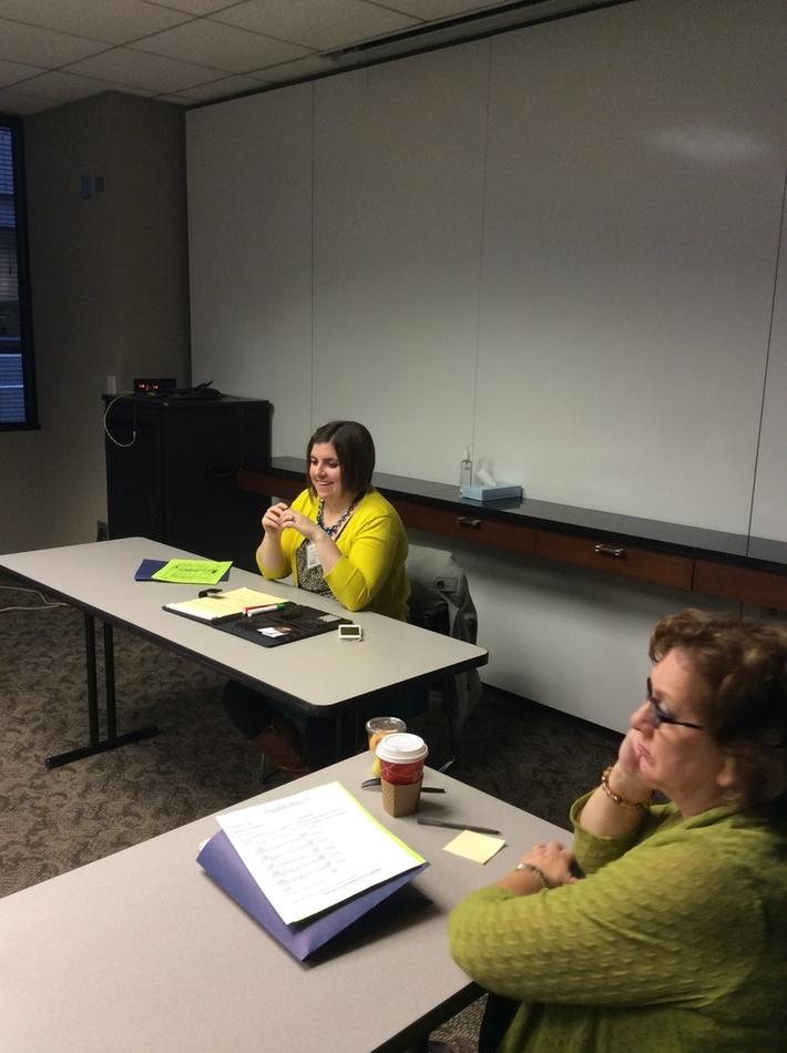 Nov. 2014 Conference Workshop